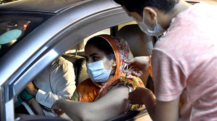 Coronavirus in Pakistan: Positivity rate goes over 3% after 20 days