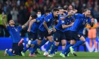 Italy cruise through to Euro 2020 final with winner of second semi-final