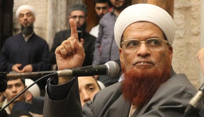 Mufti Taqi Usmani. File photo