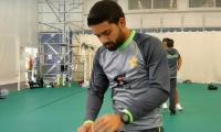 Video: Pakistan cricket team gears up for England clash with indoor practice session