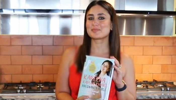Kareena Kapoor launches her first book 'Pregnancy Bible'