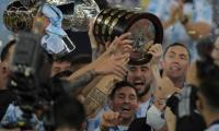 Lionel Messi ends trophy drought as Argentina beat Brazil to win Copa America 2021