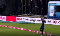 Watch: India's Harleen Deol pulls off near-impossible catch