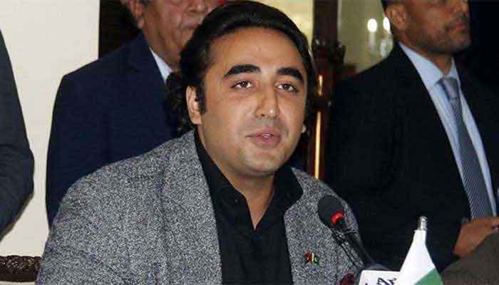 PPP chief Bilawal Bhutto-Zardari. File photo