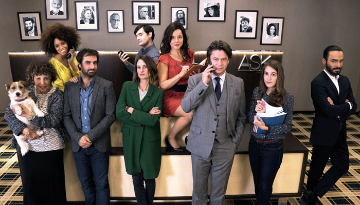 Call My Agent cast excited to begin shooting for feature-length film in NYC