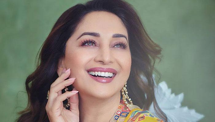 Madhuri Dixit reminisces happy memories from sets of Devdas