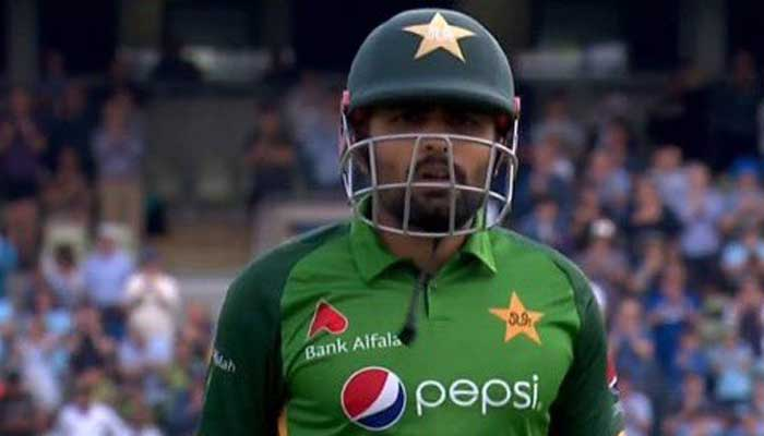 Pakistan skipper Babar Azam.