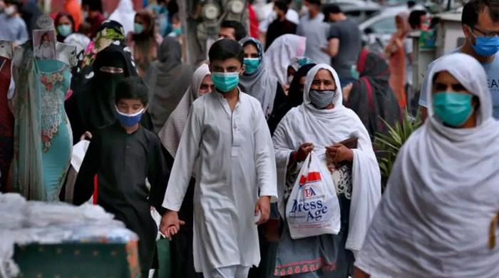 COVID-19 active cases in Pakistan go over 40,000 mark after a month