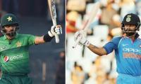 Babar Azam takes 16-point lead on Virat Kohli in ODI batting ranking