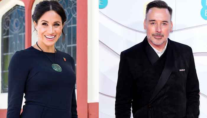 Prince Harrys sweetheart Meghan teams up with David Furnish for a Netflix new project