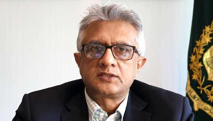 SAPM on Health Dr Faisal Sultan. File photo