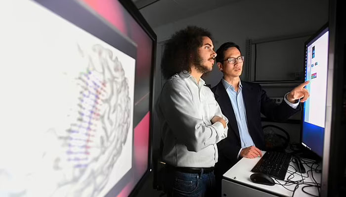 US scientists convert paralyzed mans brain waves to speech