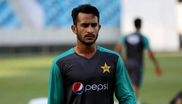 Pakistani pacer Hassan Ali. File photo