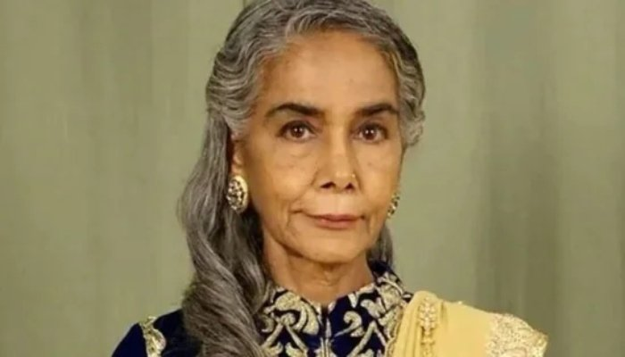 Surekha Sikri pwasadmitted to the hospital due to atrial fibrillation, ischemic heart disease