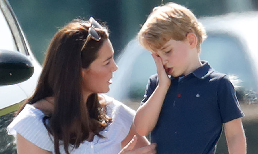 'Angry' Kate Middleton may never share Prince George's photo after online bullying