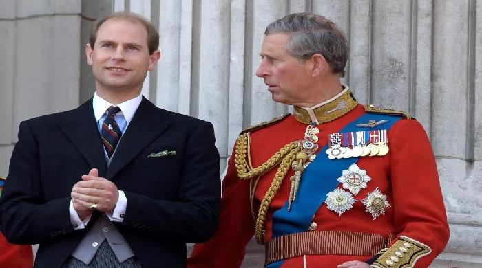 Prince Charles bars Edward to inherit Duke of Edinburgh title: Palace clarifies - The News International