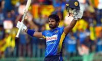 Sri Lanka suffer Kusal Perera injury blow for India series