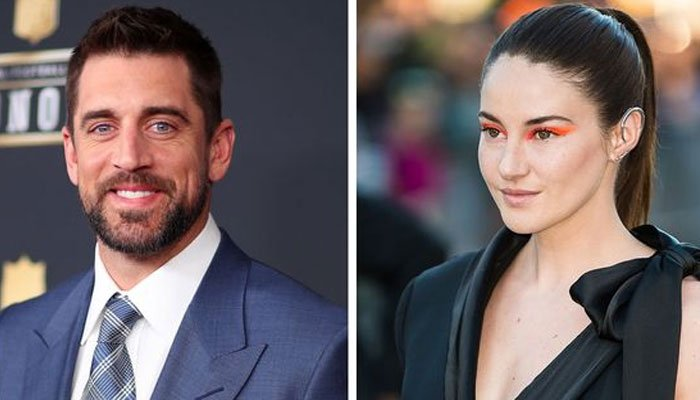 Shailene Woodley opens up about hiding engagement with Aaron Rodgers for months