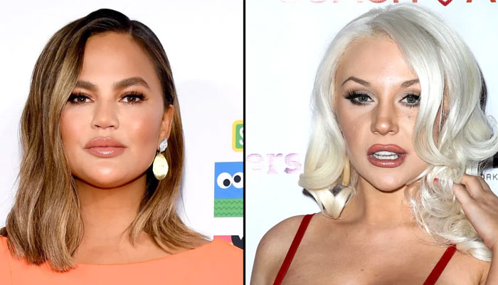 Courtney Stodden had accused Chrissy Teigen of bullying them and asking them to kill themself