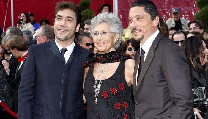 Oscar winner Javier Bardems mother, actor Pilar Bardem dies at 82