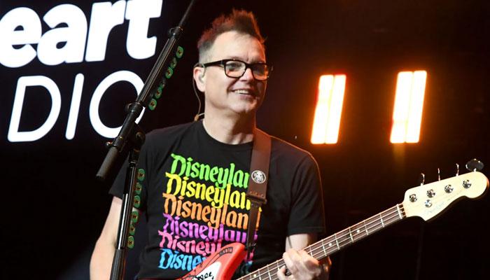Blink-182 bassist Mark Hoppus confirms stage 4 lymphoma cancer diagnosis