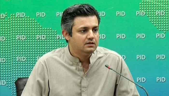 Minister for Energy Hammad Azhar.