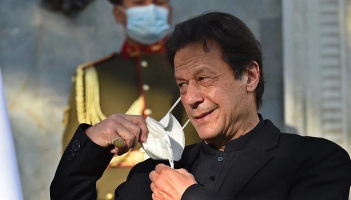 Prime Minister Imran Khan. — AFP/File