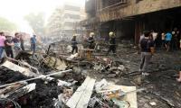 Iraq market blast kills at least 21, injures 33: medical source