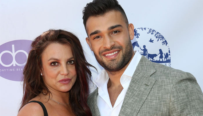 Britney Spears' boyfriend Sam Asghari gets involved in a fender-bender in LA