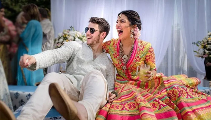 Priyanka Chopra, Nick Jonas celebrate three years of proposal
