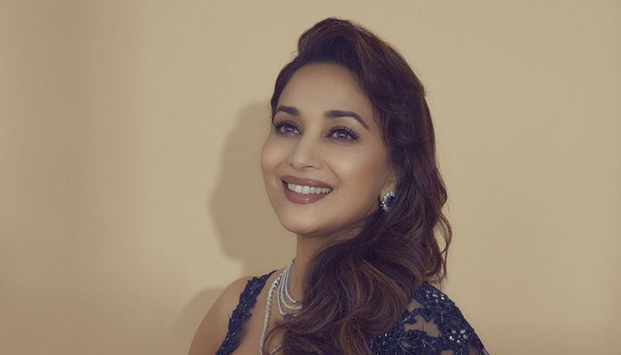 Madhuri Dixit super excited as she reaches one million YouTube subscribers