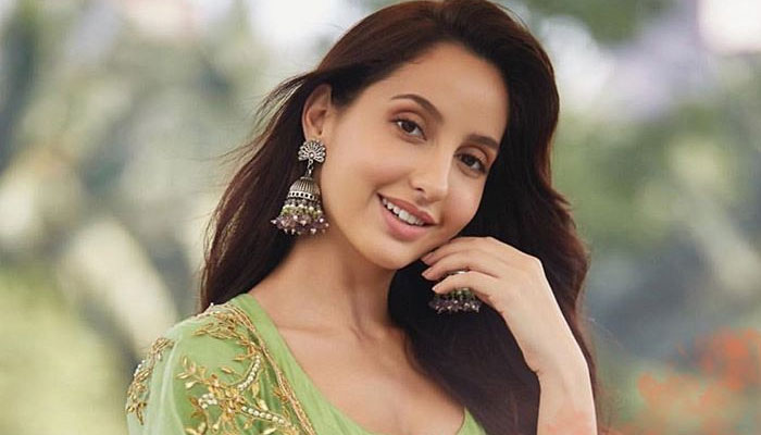 Nora Fatehi sends Eid wishes to her fans