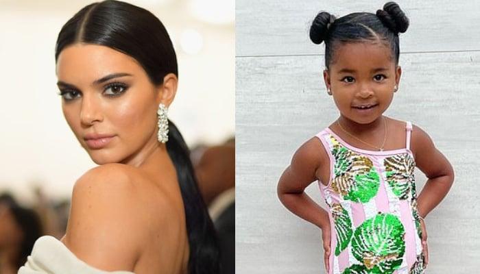 Khloe Kardashians daughter True Thompson to take over Kendall Jenners career?