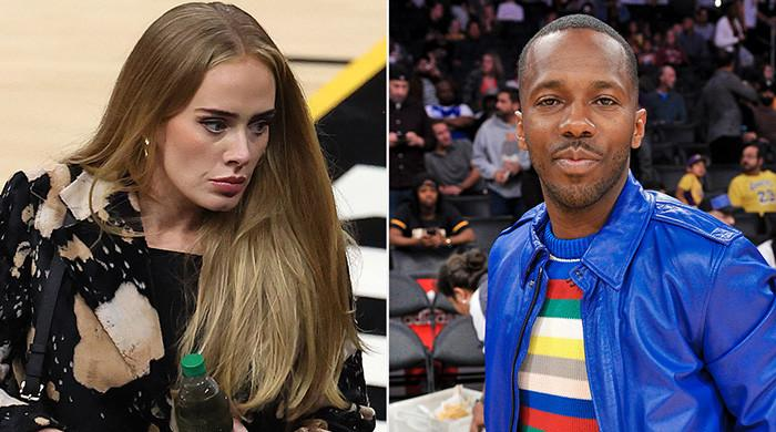 Adele reportedly dating Rich Paul