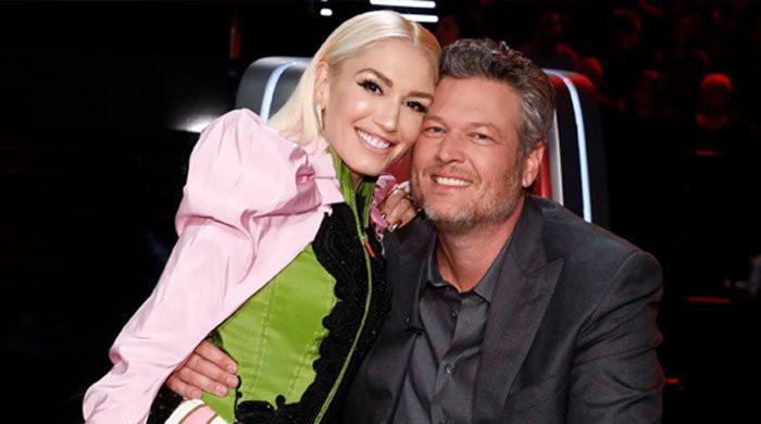 Gwen Stefani touches upon tying the knot with Blake Shelton