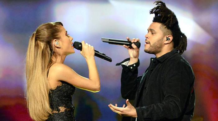 Watch: Ariana Grande, The Weeknd leaves fans in awe over live 'Off the Table' performance
