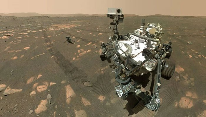NASAs rover to collect first rock sample from Mars