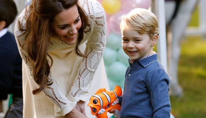 Kate Middleton drops Prince George's rare portrait ahead of birthday: 'Like Prince Philip!'