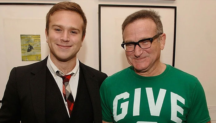 Robin William's son Zak touches on dad's 'painful' misdiagnosis