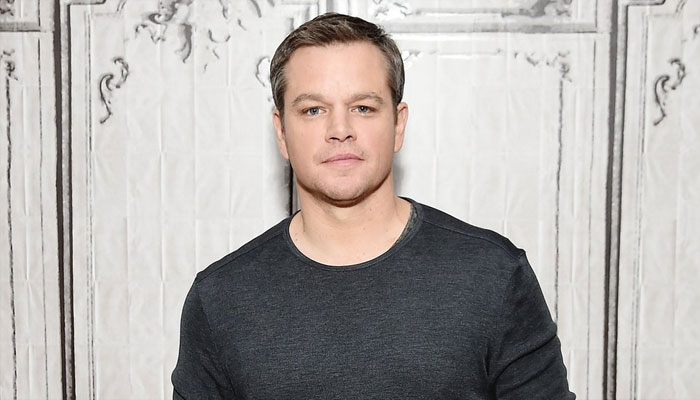 Matt Damon touches on the growing hesitancy for the covid-19 vaccine