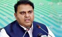 Afghanistan vice president's rhetoric against Pakistan regretful, says Fawad Chaudhry