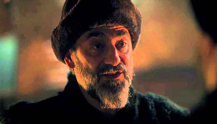 Ertugruls Artuk Bey actor looks dashing in latest photo
