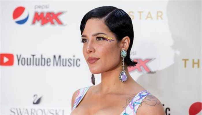 Halsey slammed an outlet for misgendering them and also said they misquoted what they said about growing up