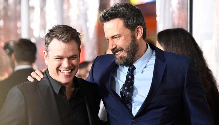 Ben Affleck, Matt Damon have plans to write more movies