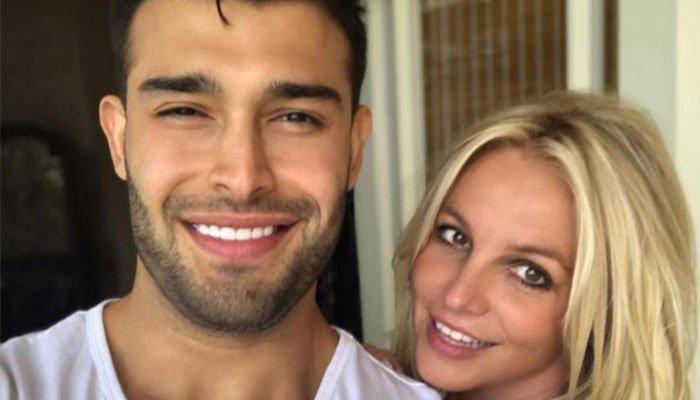 Sam Asghari shares hilarious response to Britney Spears wedding rumours