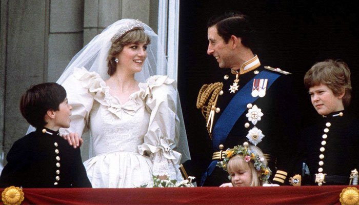 The marriage of Charles, a bachelor of 32, and his 20-year-old blushing bride Princess Diana was a heady mix of love and protocol