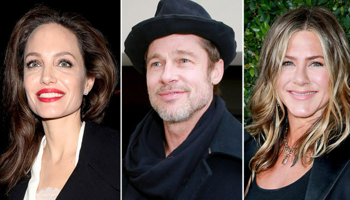 Brad Pitt, Angelina Jolie staged photos with paps to announce romance amid cheating scandal