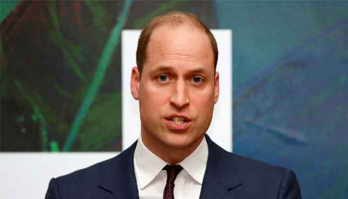 Prince William praised for talking about someone other than himself