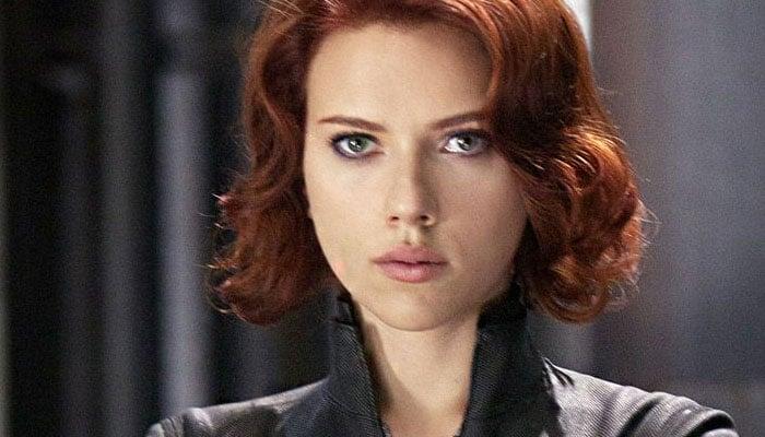 Scarlett Johansson reveals wasnt the first choice to play Natasha Romanoff