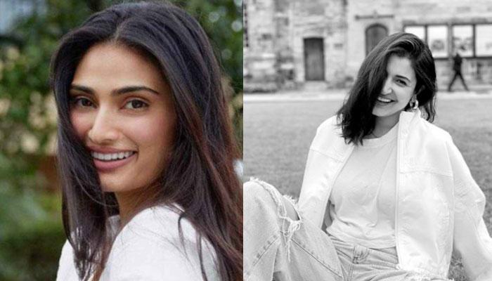 Athiya Shetty turns photographer for Anushka Sharma in London